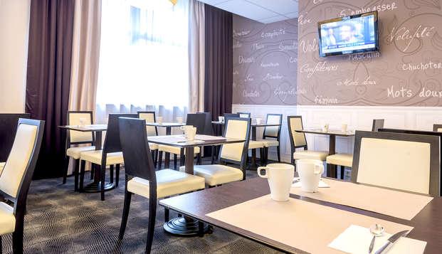 Mercure Tours Centre Gare - Restaurant