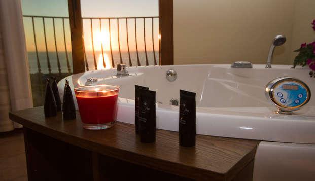Estancia con mejora de habitación en un hotel de 4 * en Cerdeña