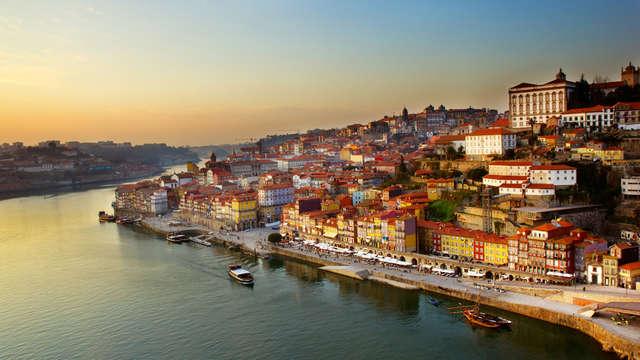 Séjour œnologique à Porto avec croisière sur le Douro (à partir de 2 nuits)