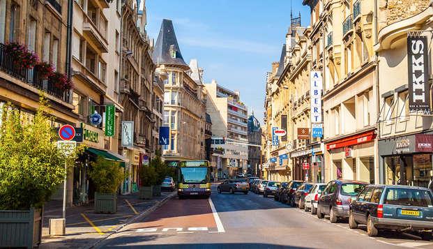 Week-end découverte à Reims avec city pass