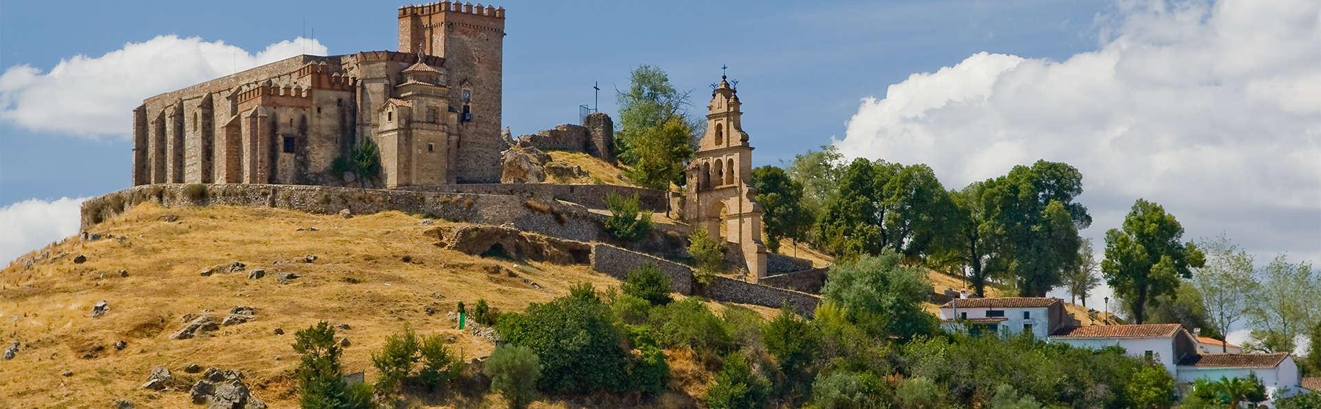 Week-end romantique à Aracena en Andalousie
