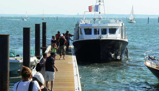 Descubre la Bahía de Arcachón en barco