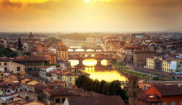 Tussen kunst en cultuur nabij het historische centrum van Florence