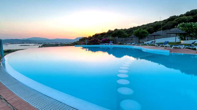 El placer de relajarse en un hotel de encanto en Olbia