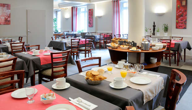 Best Western Poitiers Centre Le Grand Hotel - breakfast