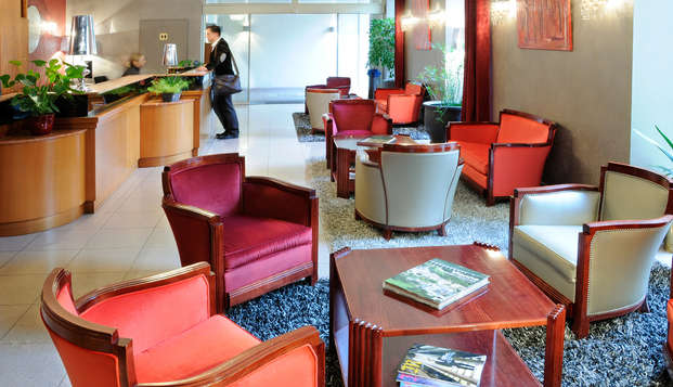 Best Western Poitiers Centre Le Grand Hotel - reception