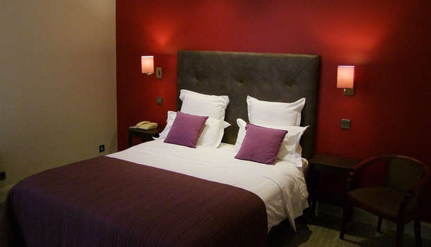 Best Western Poitiers Centre Le Grand Hotel - room