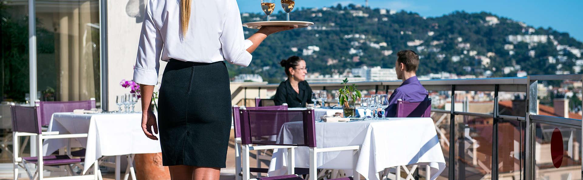 Week-end de charme à Cannes (à partir de 2 nuits)