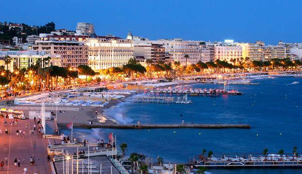 Lusso e charme a Cannes (da 2 notti)