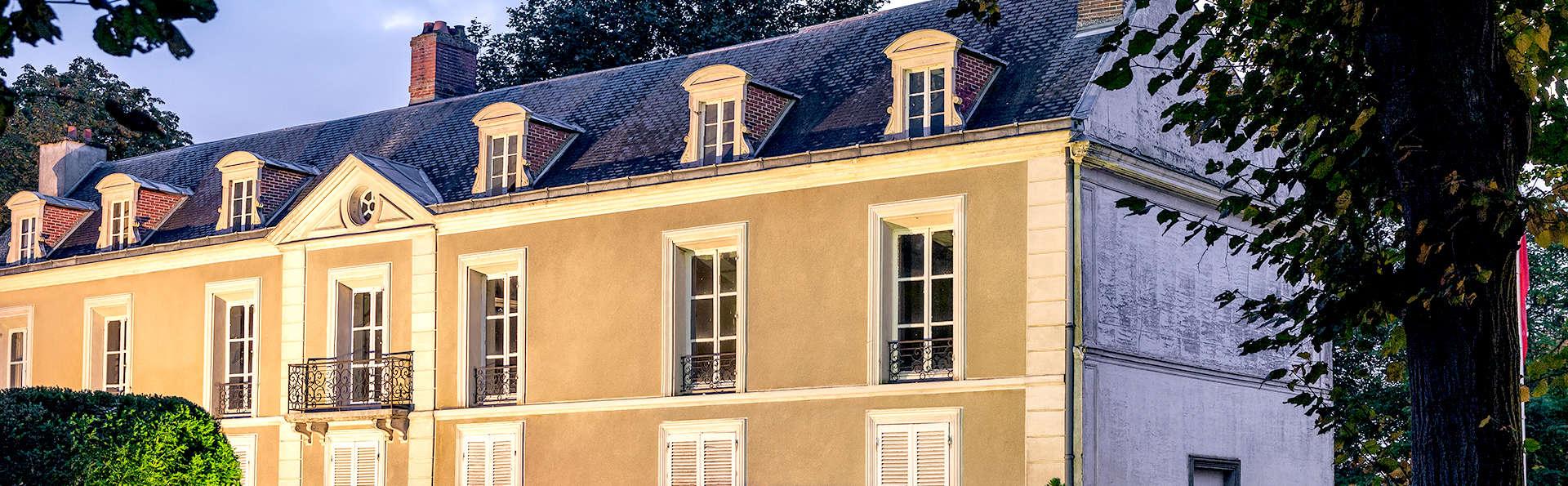 Hotel Mercure Paris Sud Parc Du Coudray Mercure Paris Sud Parc Du Coudray 4 Le Coudray Montceaux France