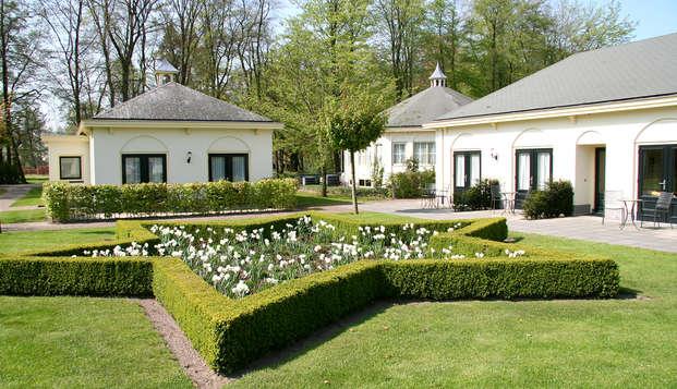 Ontdek de prachtige Veluwe en verblijf op een eeuwenoud landgoed