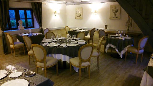 Hotel Restaurant Le Moulin de Chameron The Originals Relais Relais du Silence