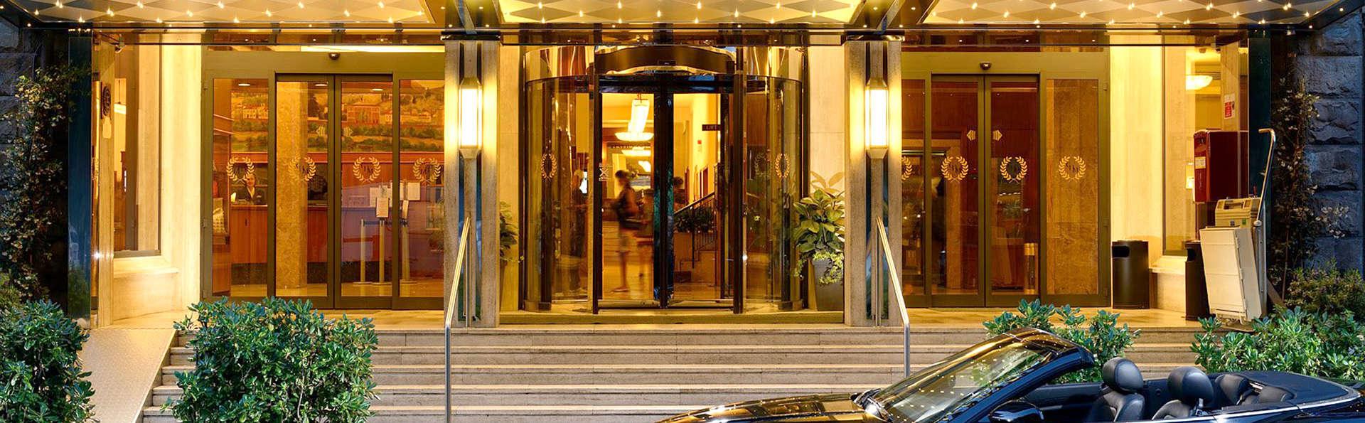 Offre pour le pont du 1er novembre, dans un hôtel 4 étoiles à Florence !