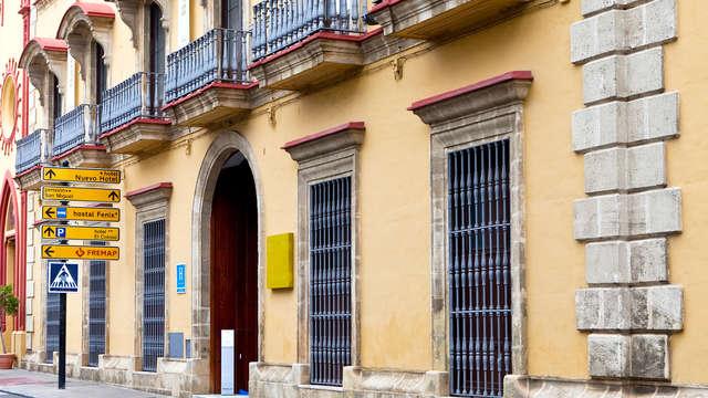 Escapada en Jerez de la Frontera con botella de cava