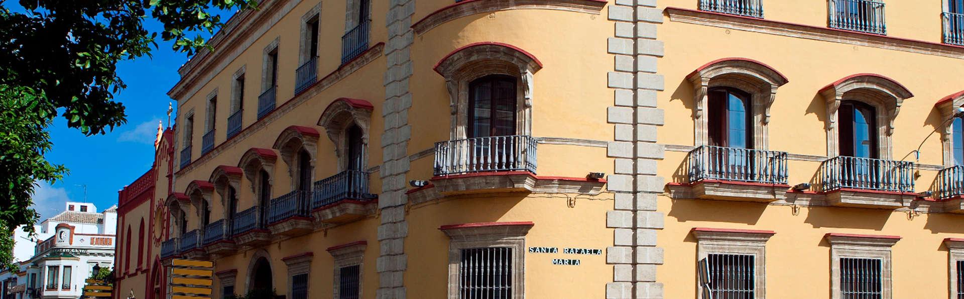 Itaca Hotel Jerez 4 Jerez De La Frontera Espagne