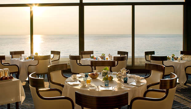 Fairmont Monte Carlo - breakfast