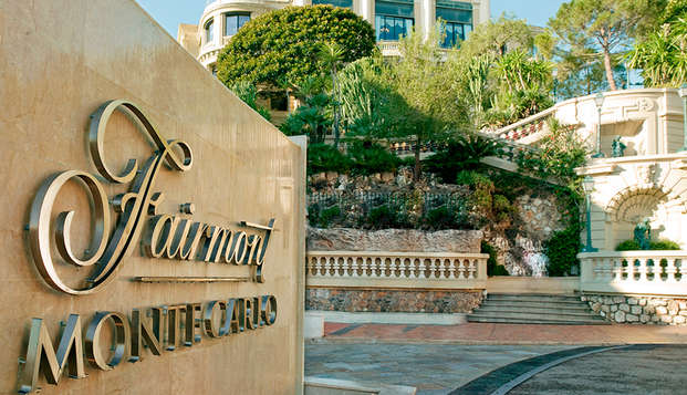 Fairmont Monte Carlo - entry
