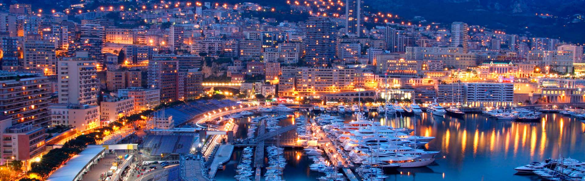 Week-end romantique avec champagne à Monaco