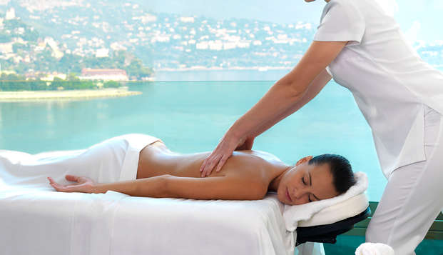 Relax- en wellnessweekend in een luxueus hotel in Monaco