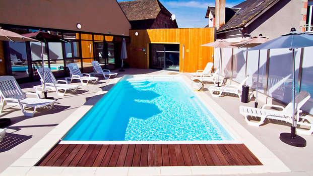 Bijzonder weekend in een suite in het hart van Corrèze