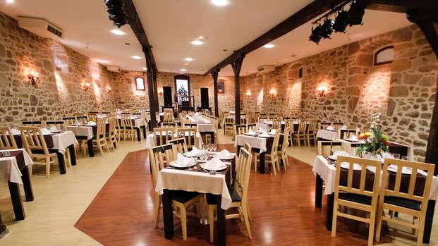 Escapada relax con cena en un hotel con encanto en Corrèze