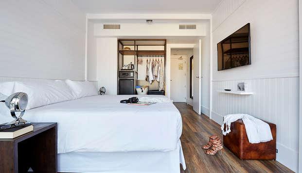 Romantisme de luxe et kit sensuel à Lloret de Mar