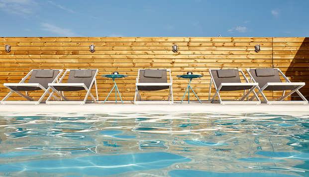 Séjour dans un oasis de luxe et d'élégance dans le centre de Lloret de Mar