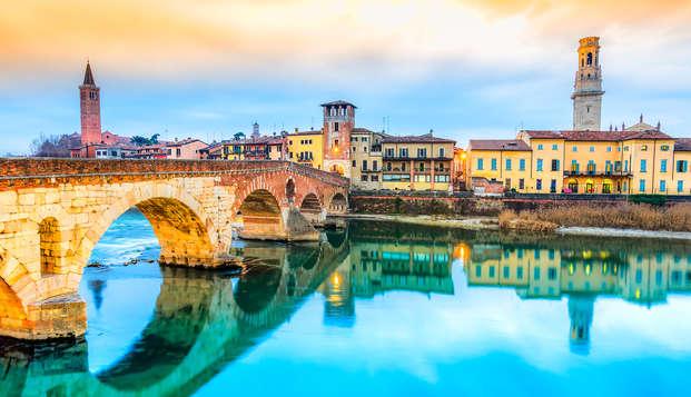 Confort moderno a las puertas de Verona