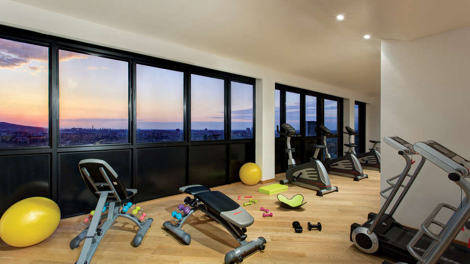 Best Western Plus Tower Hotel Bologna - Edit_Gym.jpg