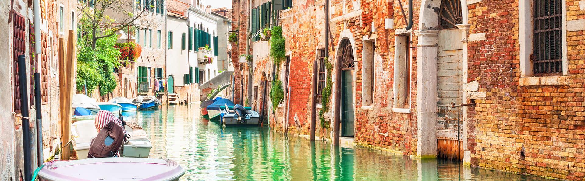 Découvrez Venise et ses casinos (à partir de 2 nuits, non annulable, non remboursable)