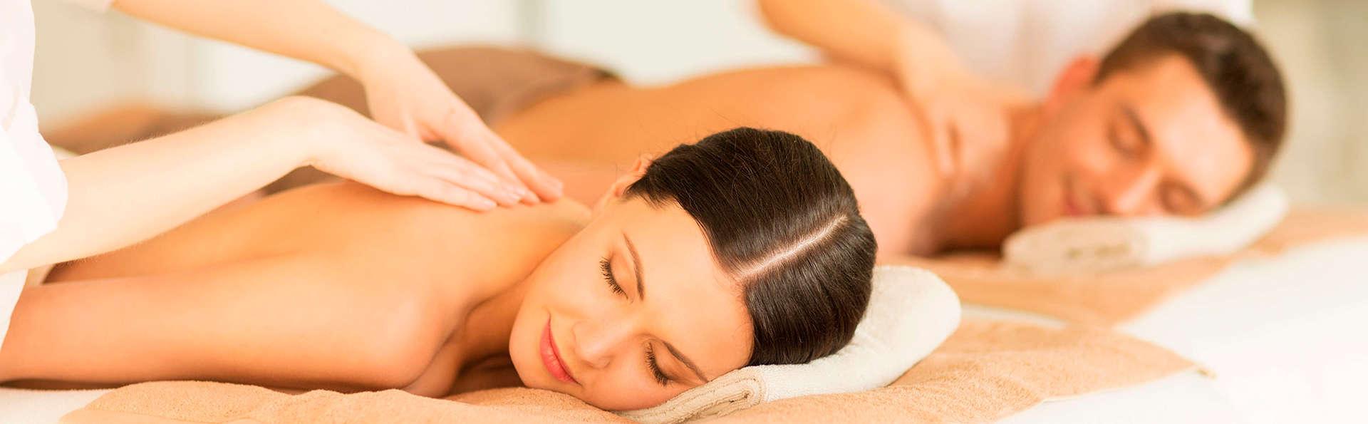 Relax totale con massaggi, spa e camera superior con terrazza e vista mare