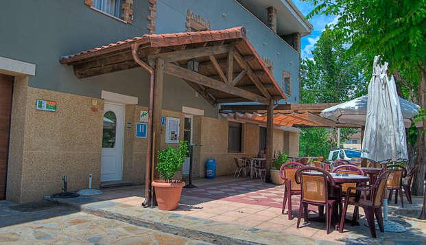 Escapada con cena y visita a Bodega en la Ribagorza- Huesca (desde 2 noches)