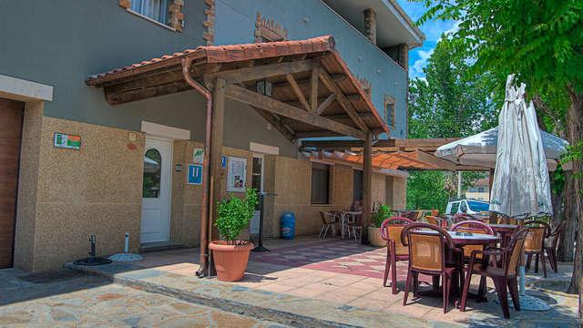 Weekendje weg met diner in Huesca Ribagorza- (vanaf 2 nachten)