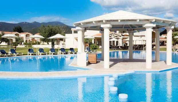 Soggiorno per coppie e famiglie nella splendida Sardegna sulla Costa di Orosei (bambini gratis)