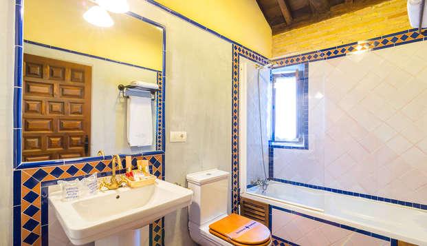 Hotel Casa del Capitel Nazari - bath