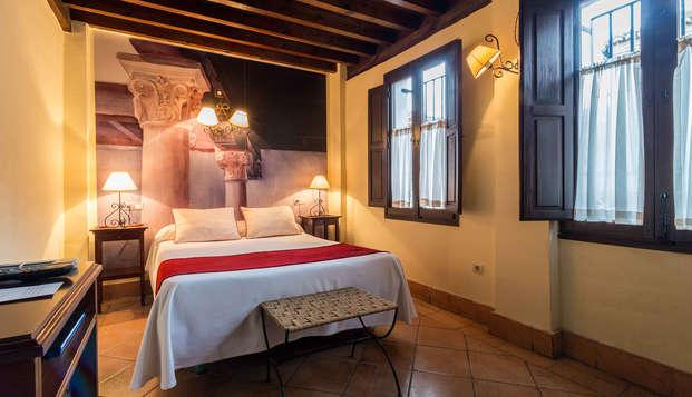 Hotel Casa del Capitel Nazari - room