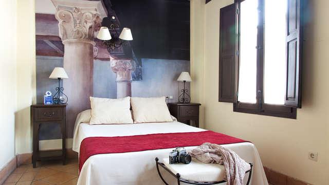 1 noche en habitación doble estándar para 2 adultos