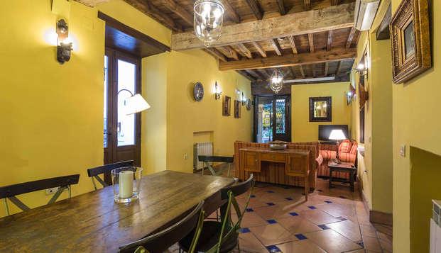 Hotel Casa del Capitel Nazari - salon