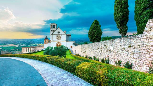 Soggiorno a Perugia con degustazione di vini