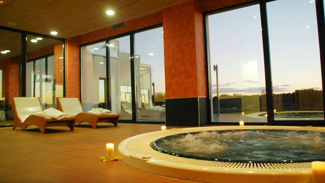 Escapada Relax en Sierra de Gredos con Spa, Parking y Salida Tardía