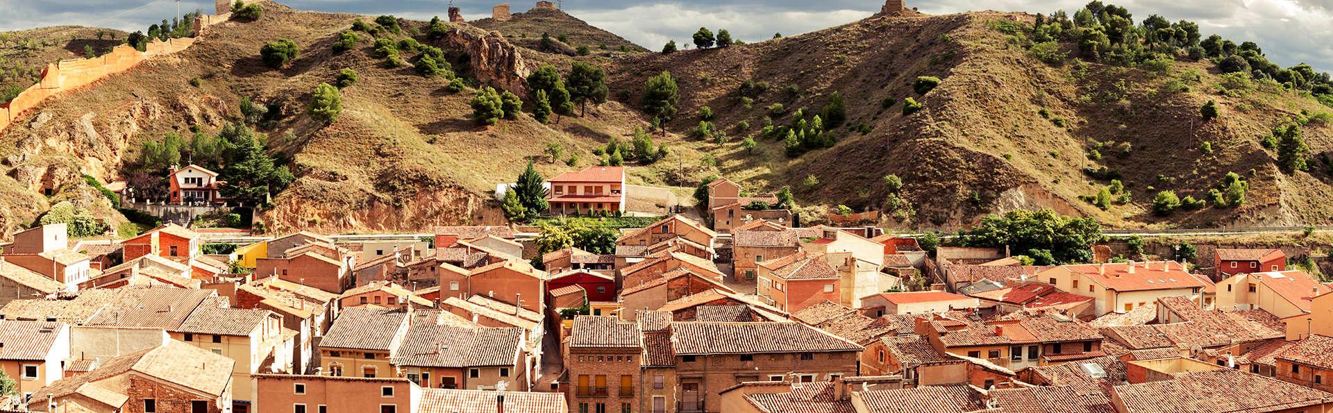 Spécial Peuples médiévaux d'Aragon : Dîner à Daroca, à tomber sous le charme (à partir de 2 nuits)