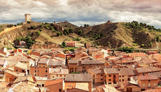Especial Pueblos Medievales de Aragón: Cena en Daroca, una villa que enamora (desde 2 noches)