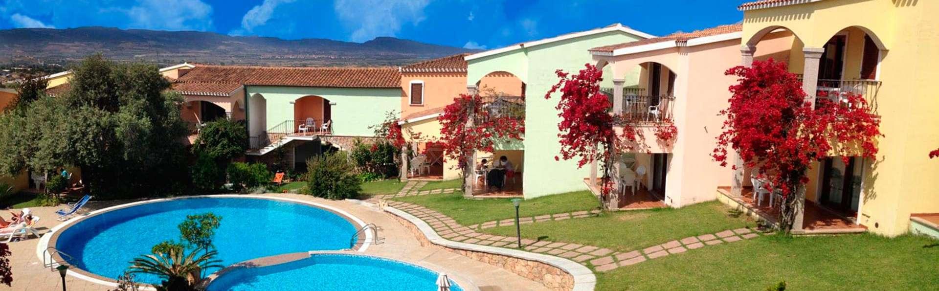 Appartement près de Castelsardo en Sardaigne (à partir de 5 nuits)