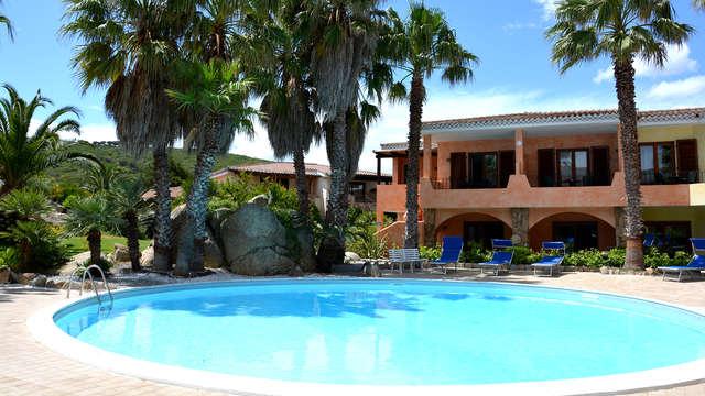 Descubre Palau y el norte de Cerdeña en un apartamento doble para 4 (desde 4 noches)