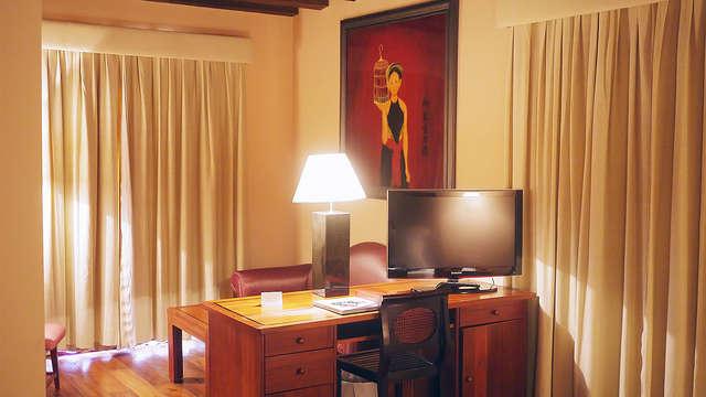 Hotel El Rancho de la Aldeguela