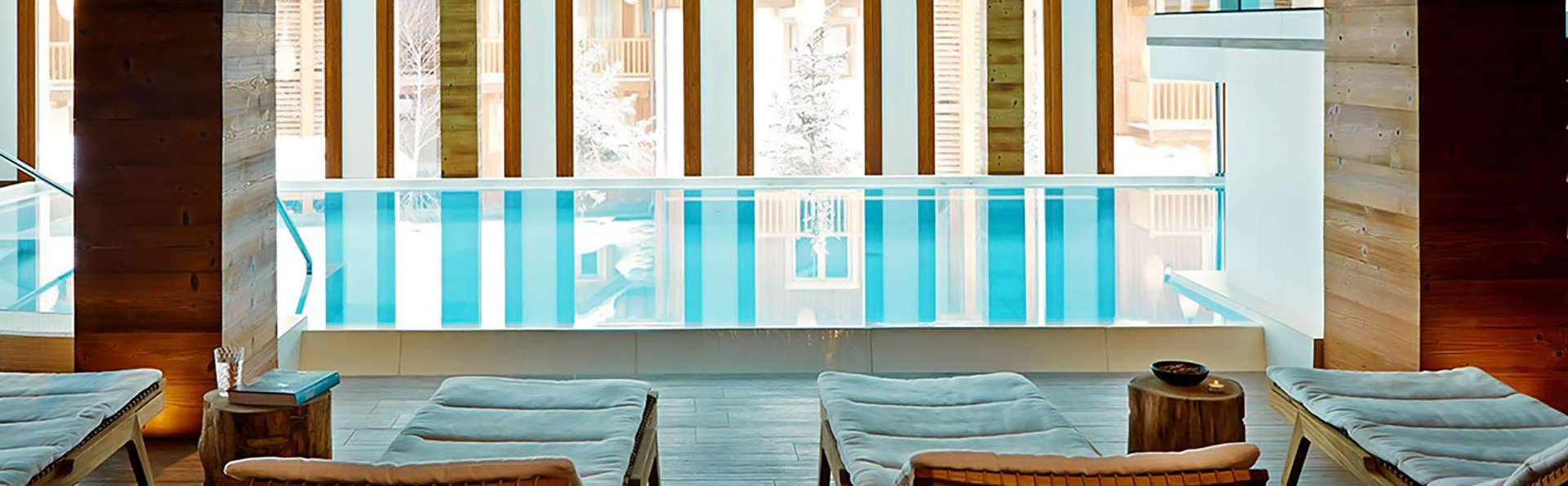 Détente et luxe 5 * en Suite près du Mont Blanc