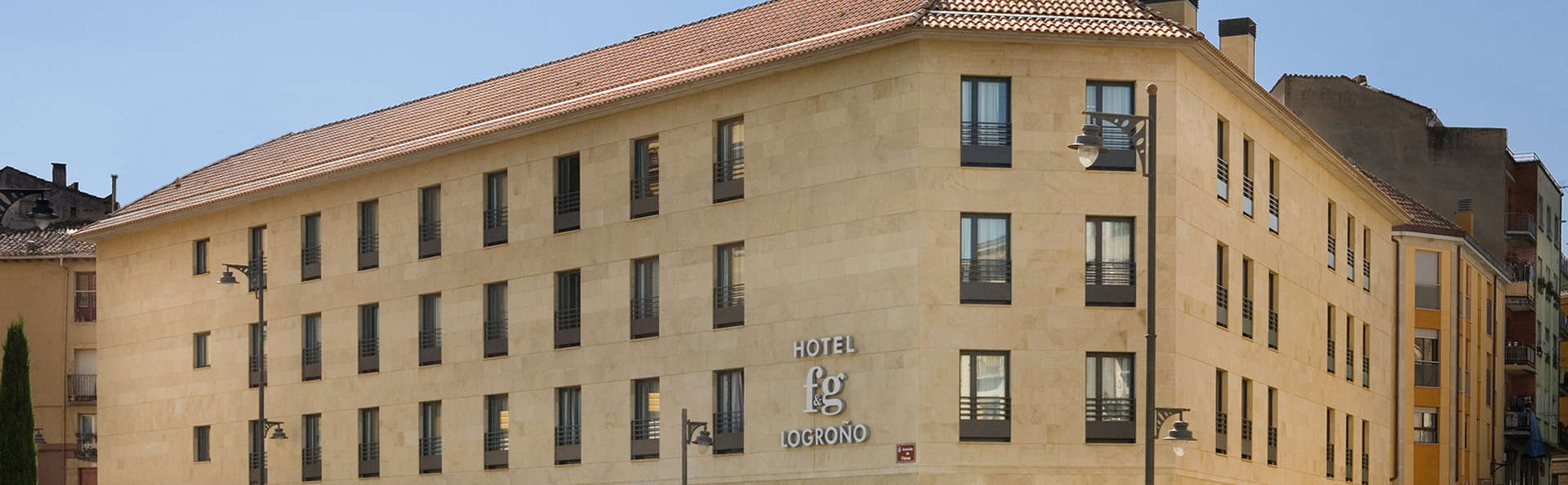 Hotel FG Logroño - edit_front_day.jpg
