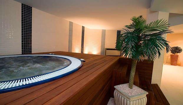 Escapada Relax con Spa en el centro de Logroño