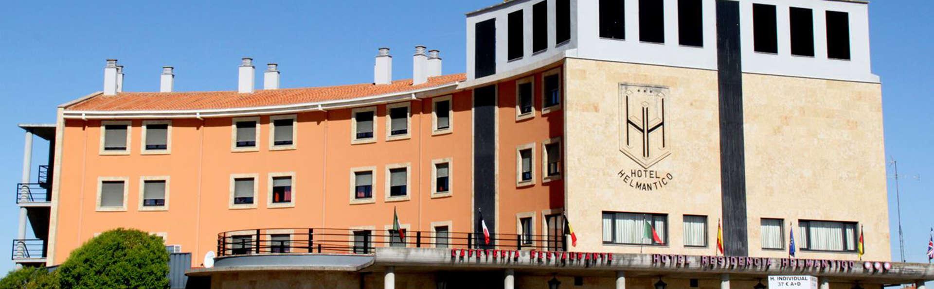 Escapada con desayuno y parking incluido a 5 minutos del centro de Salamanca