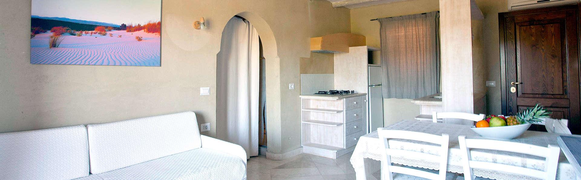 Sardaigne: appartement pour 4 à Baia de Bahas (à partir de 5 nuits)